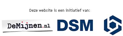 Deze website is een initiatief van DeMijnen.nl en DSM